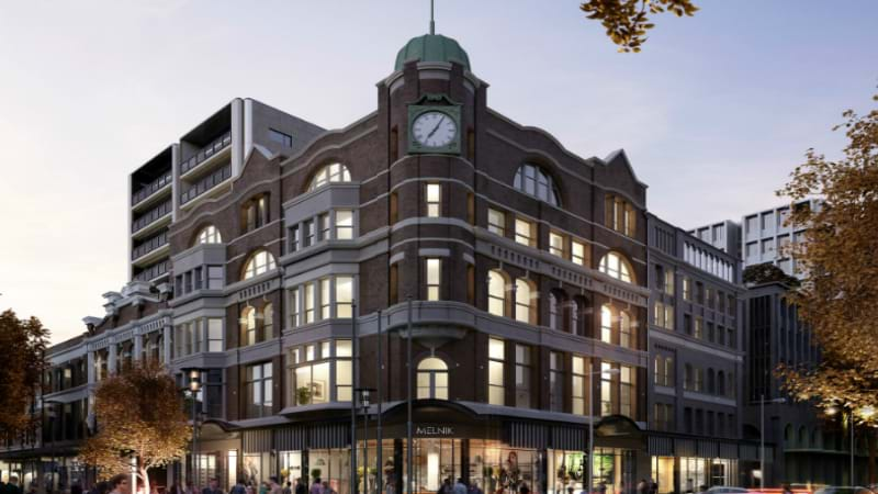 Article heading image for A Woolworths is heading to Newcastle's CBD!
