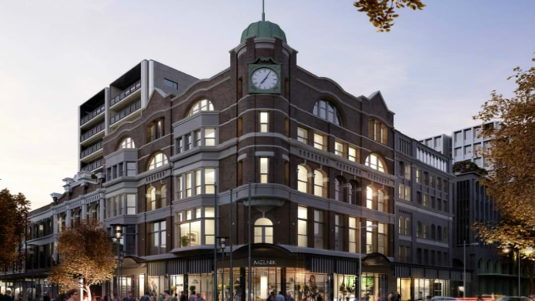 A Woolworths is heading to Newcastle's CBD!