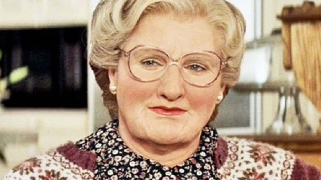 Mrs Doubtfire Is Getting A Musical & We're Getting Hot Flashes Over It