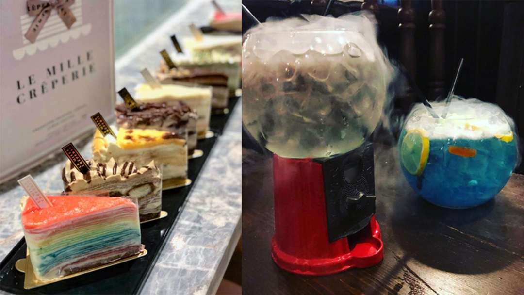 There Is A Hidden Dessert Bar On Russell Street & They Do Unreal Cocktails