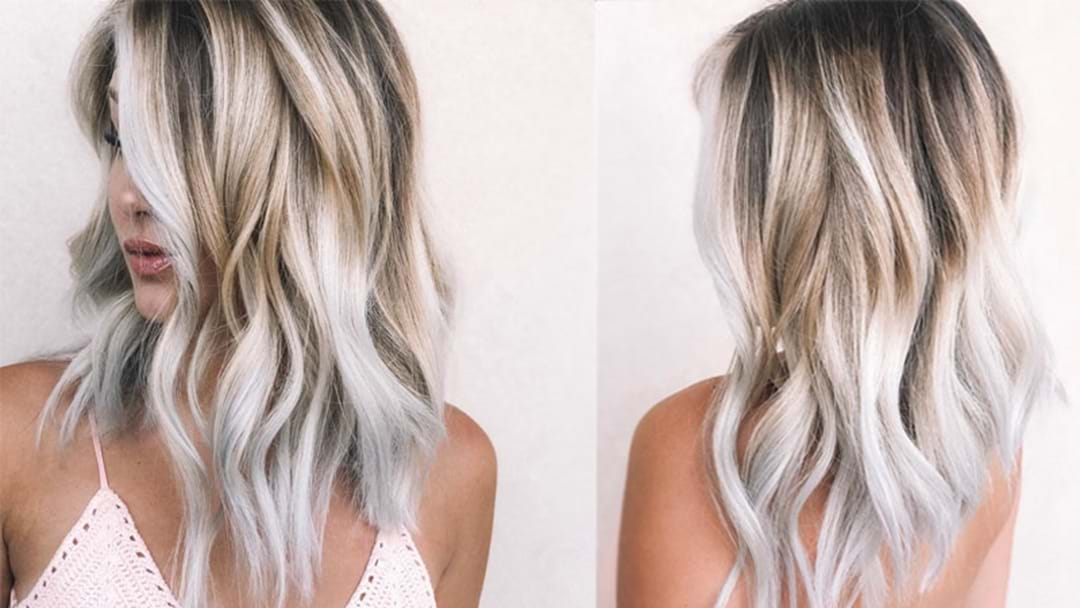 'Toasted Coconut' Hair Is The Only Spring Trend You Need