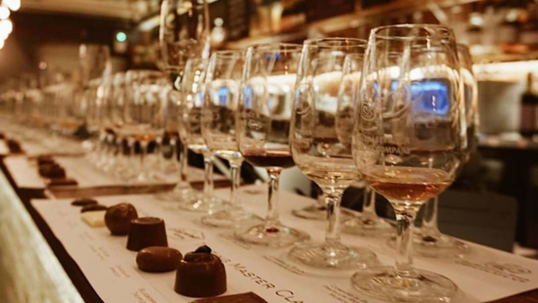 This Chocolate & Wine Masterclass Is The Only Event You Need To Mark In Your Diary!