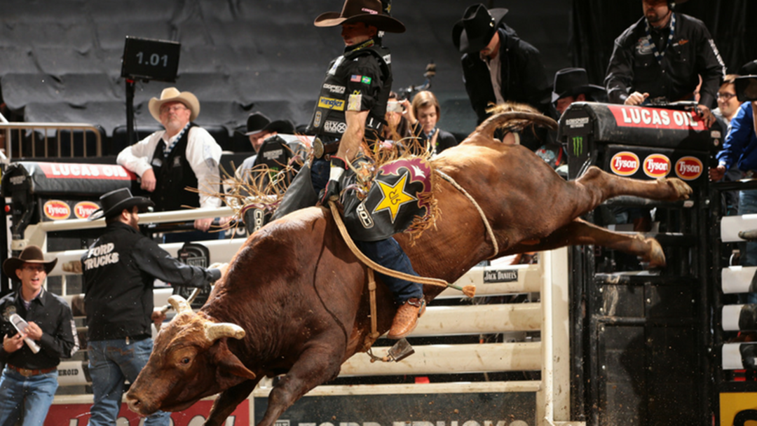 Johnno & Rach Chat To Professional Bull Rider Mitch Patton Ready For The Invitational This Weekend