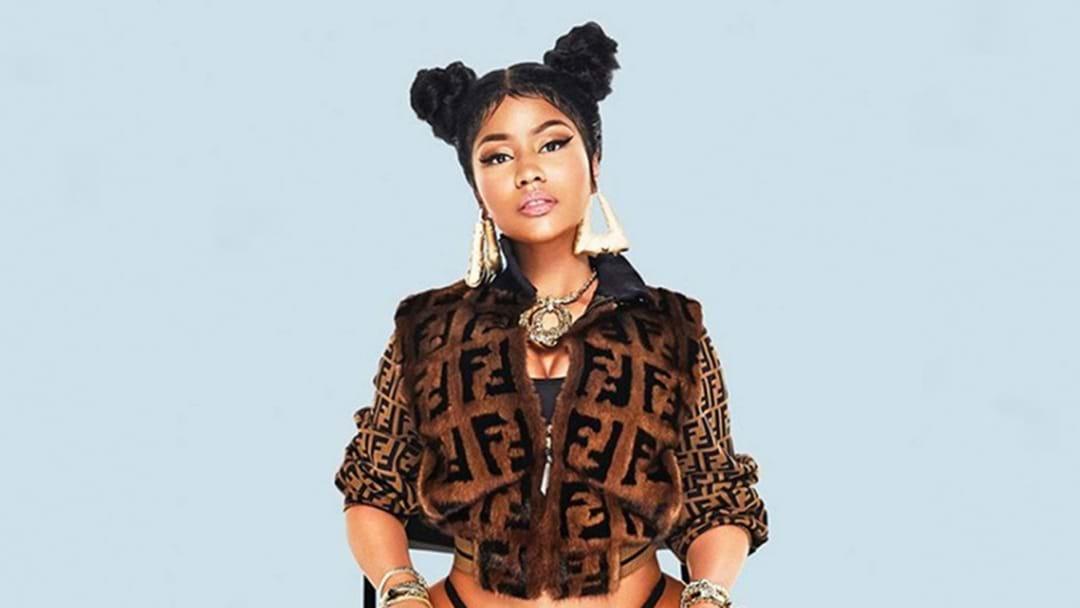 BARBZ! Nicki Minaj Is On Her Way To Australia!