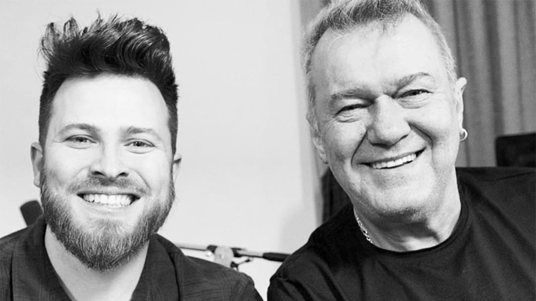 Jimmy Barnes Explains What Father's Day Means To Him