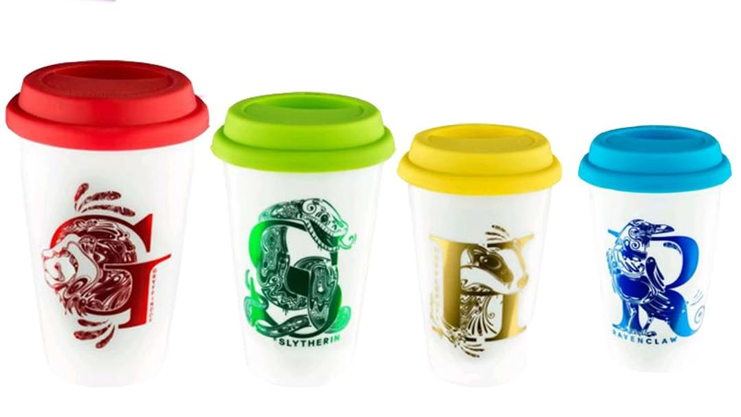 Be A Good Muggle With These 'Harry Potter' Keep Cups