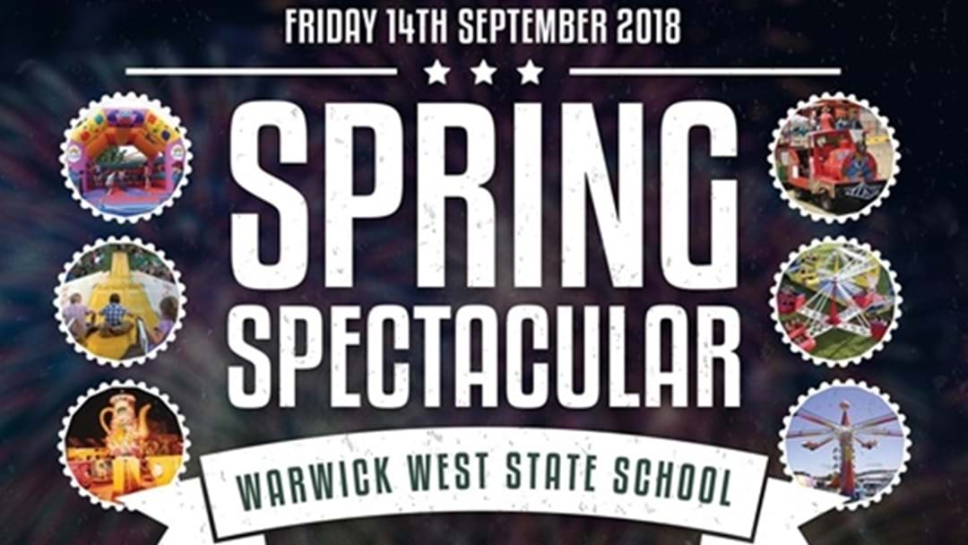 Warwick West Spring Spectacular Fete