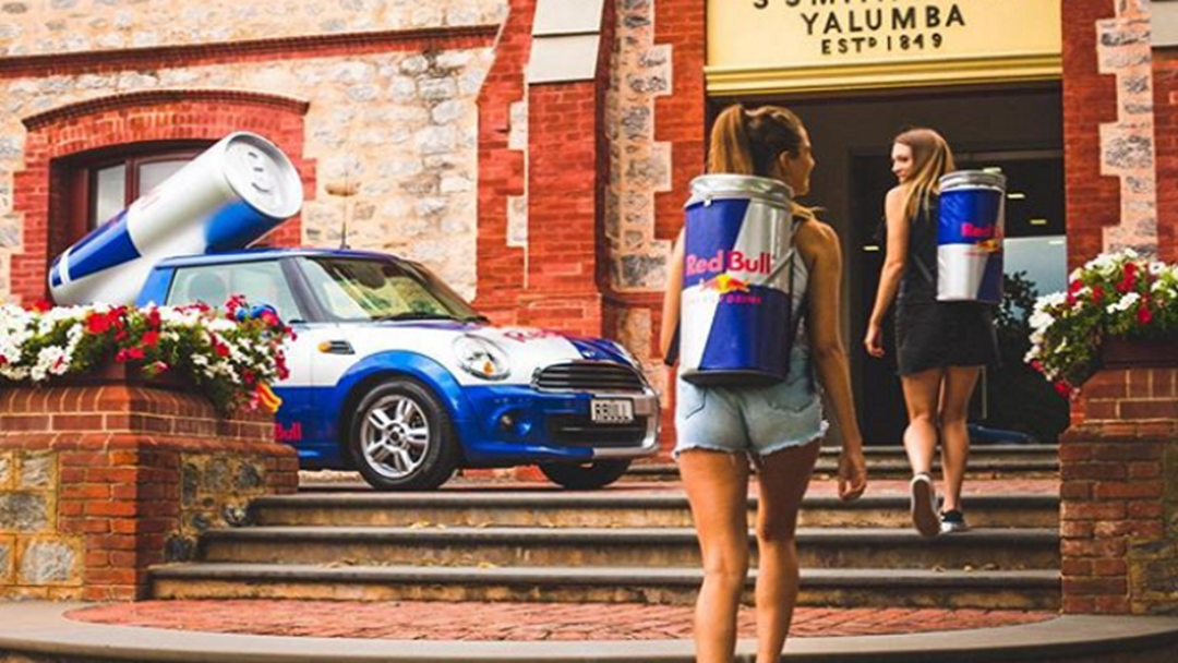 Get Set For #CareerGoals Because Redbull Are Recruiting For Promo Girls