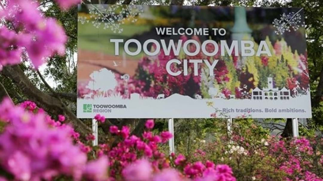 "What Is Toowoomba's Big Thing""?"