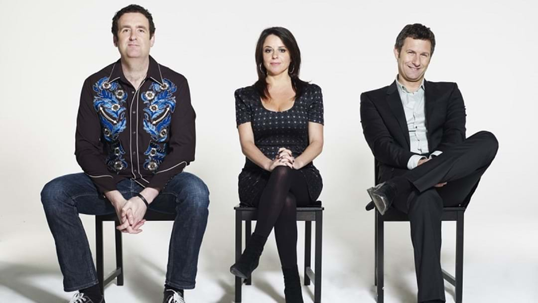 Myf Warhurst Talks Spicks & Specks Reunion & Gawndy's Lack Of Bedsheets