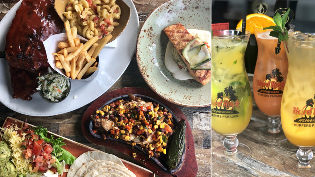 Hard Rock Is Launching A New Limited Edition Menu That's 'Infused With Love'