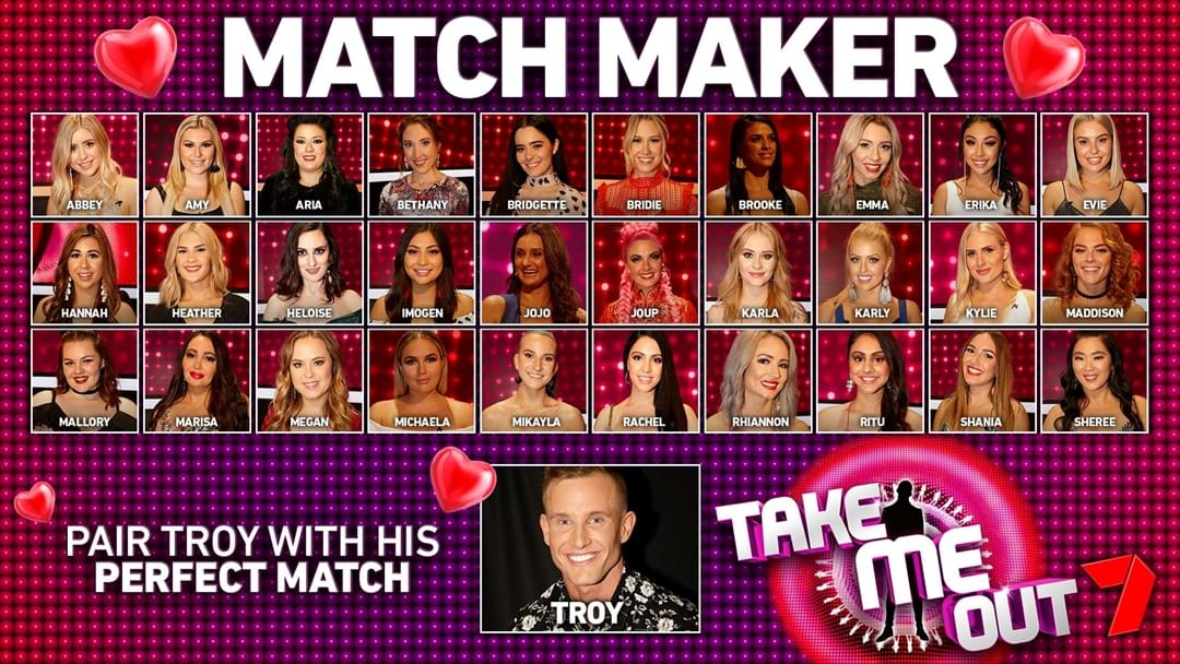 Did Bunbury boy Troy from 'Take Me Out' find love?!