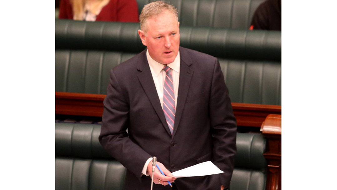 Bill has passed the Lower House.