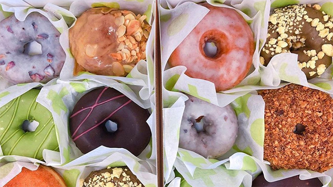 You Can Get FREE Doughnuts In The City This Weekend