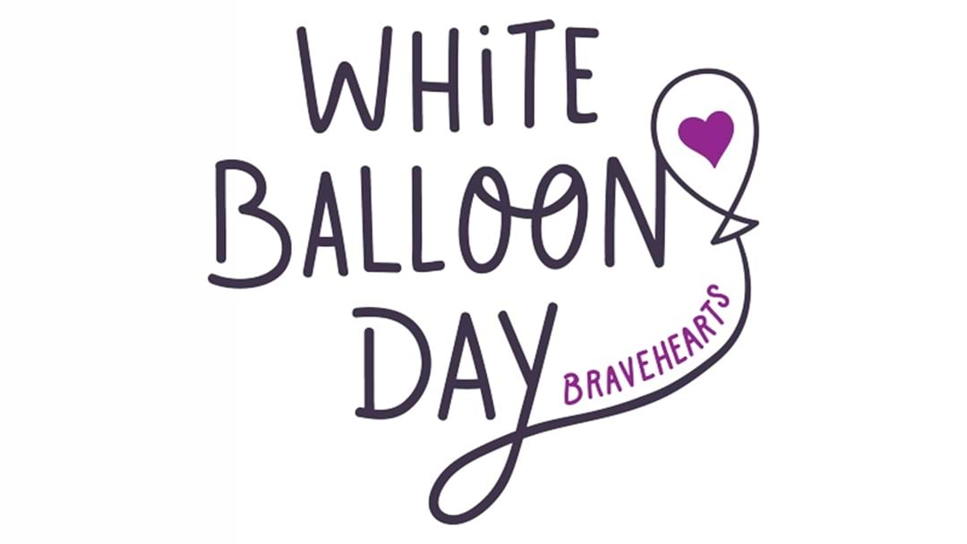Today is White Balloon Day