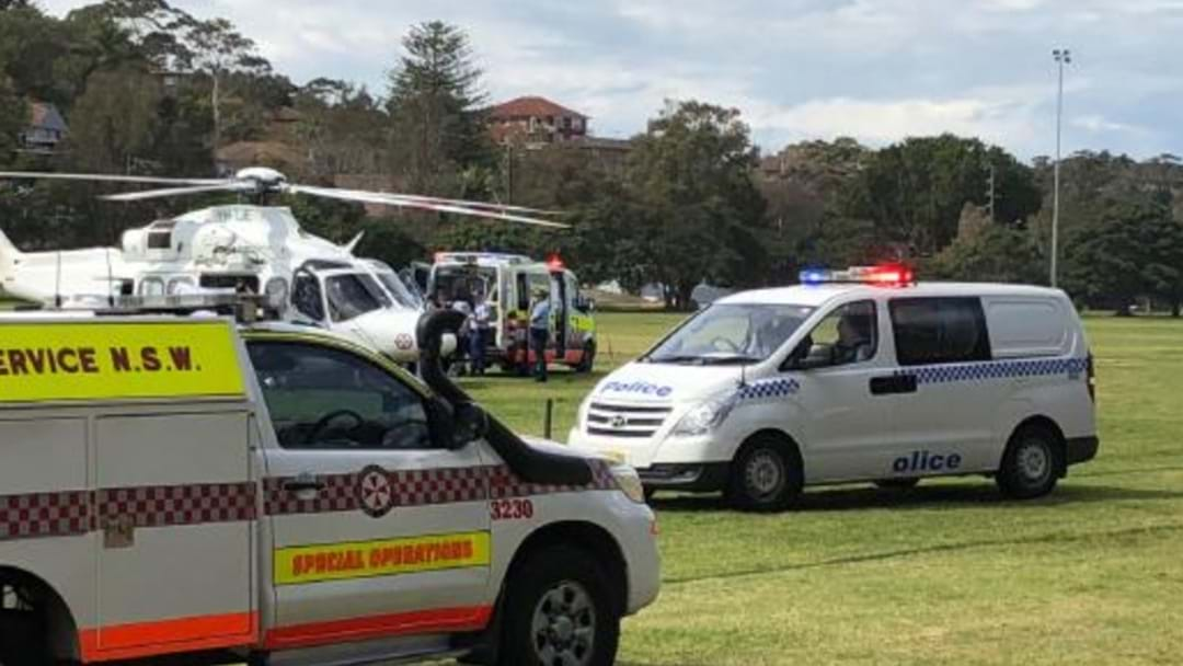 Toddler Injured After Being Trapped Under Car At Freshwater
