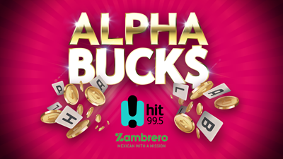 Alphabucks with Amy & Billows