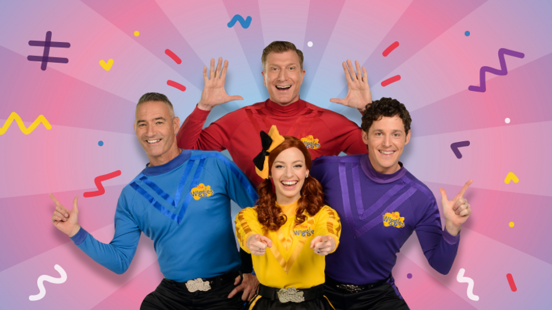 Calm Your Toddler, There's 5 Sleeps Until The Wiggles Get To Townsville