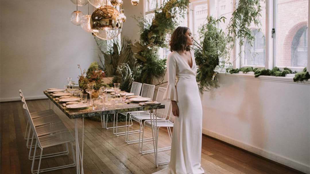 You Can Secure One Of Perth's Most Sought After Wedding Venues At This Fancy Event!