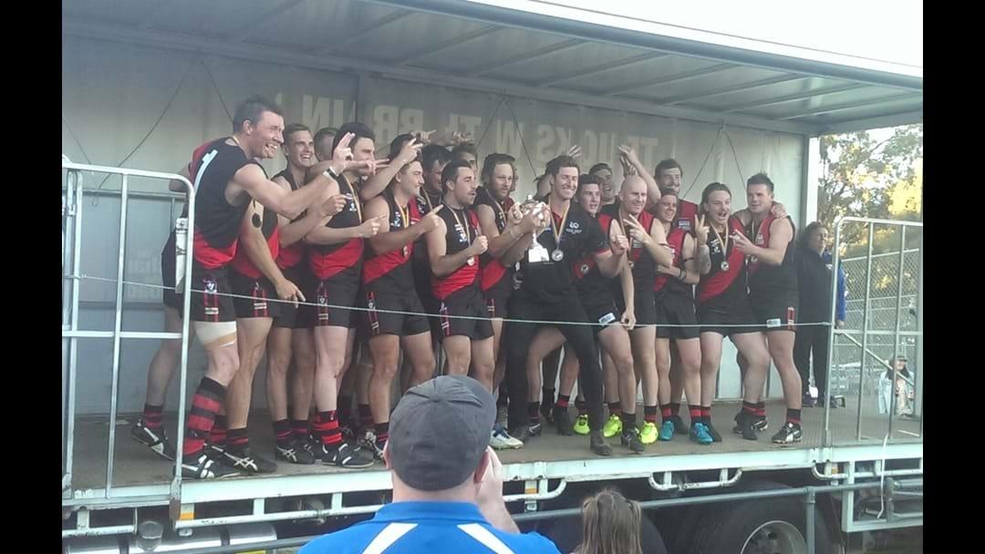 Leitchville Gunbower Wins HDFL Premiership