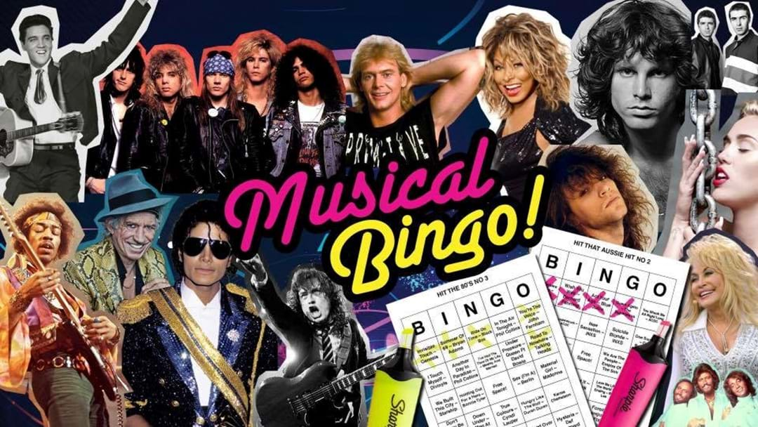 You Can Now Play Musical Bingo In Terrigal!