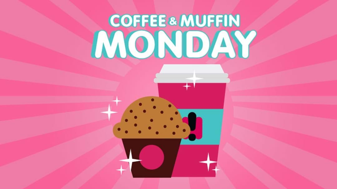 Coffee & Muffin Monday