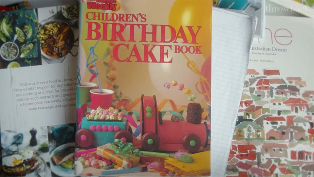 The Creator Of The Women's Weekly Children's Birthday Cake Book Reveals Which Cake You Shouldn't Make