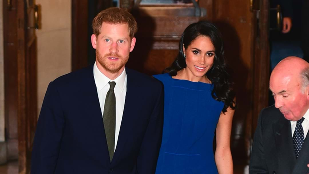 Prince Harry And Meghan Markle's Australian Tour Dates Are Here!