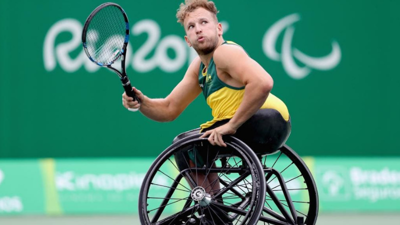 Article heading image for The Rotary Club's Evening With Dylan Alcott Supporting Youth Leadership