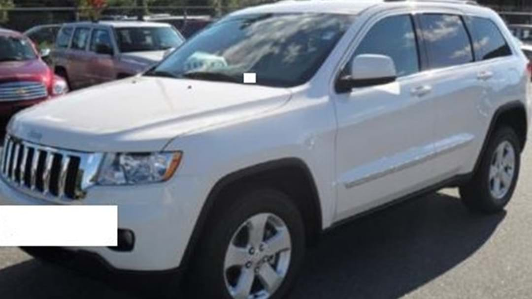 Can You Help Police Locate This Stolen Vehicle?
