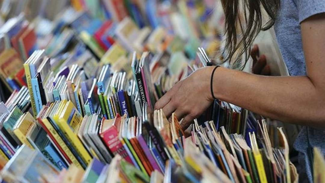 LIFELINE CANBERRA BOOKFAIR ROBBED OF RARE BOOKS