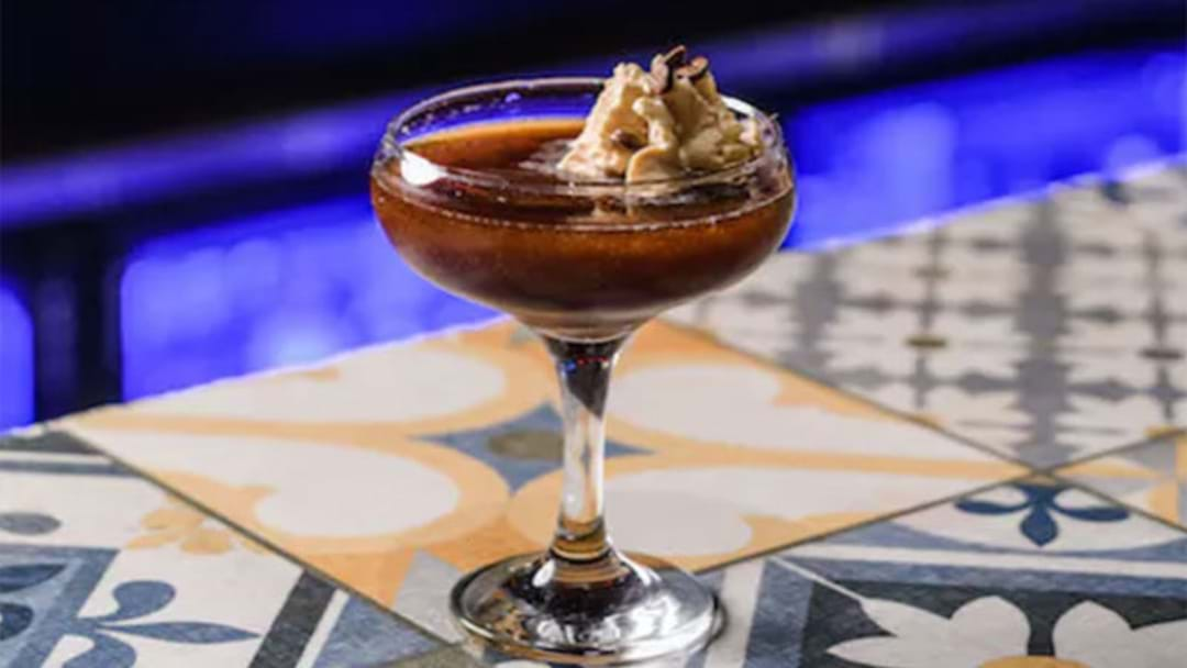 This Underground Bar In Perth Is Serving Frozen Espresso Martinis!