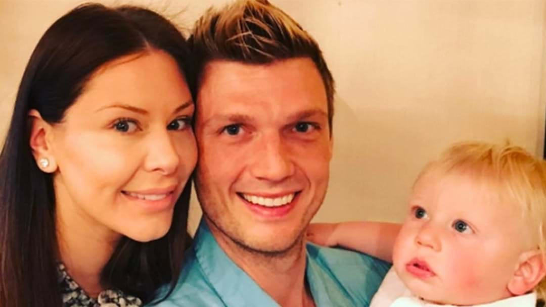 Heartbroken Nick Carter Tweets About Wife's Miscarriage