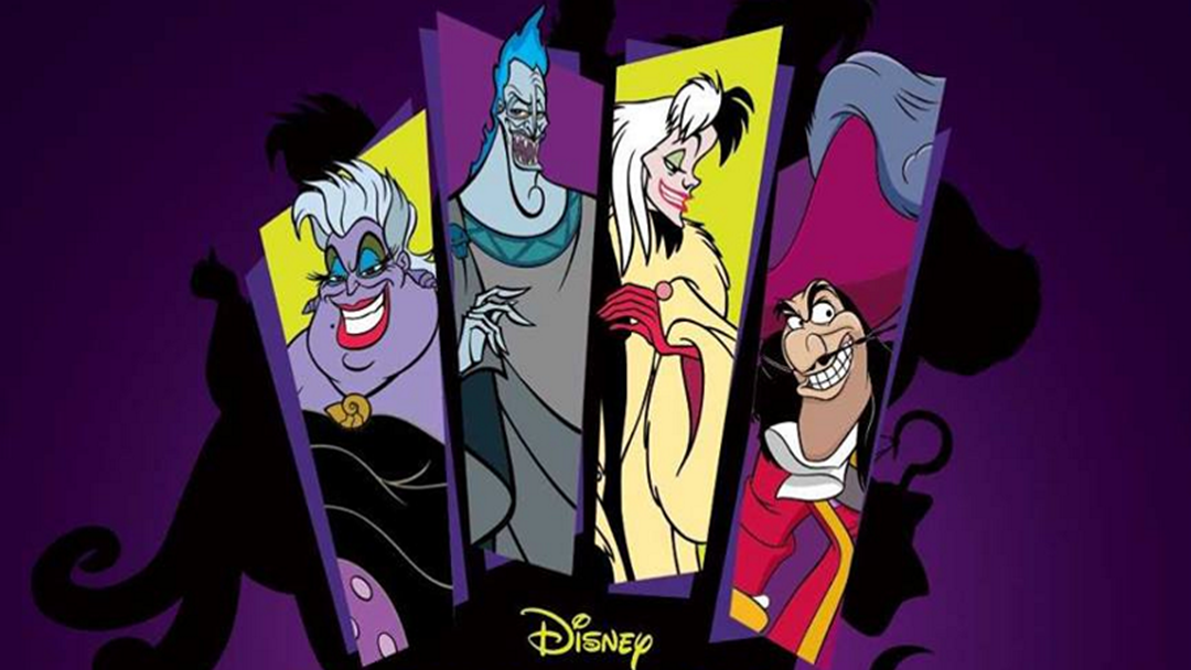 Secretly Love A Disney Villain? They're Coming To Townsville Next Month