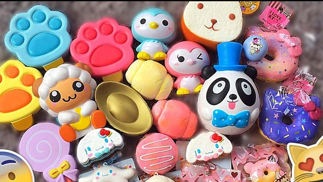 Warning Over Popular Squishies Toys Due To Toxic Chemicals