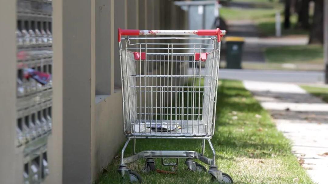 Deeragun and Kalynda Among Townsville's Hot Spots For Dumped Trollies