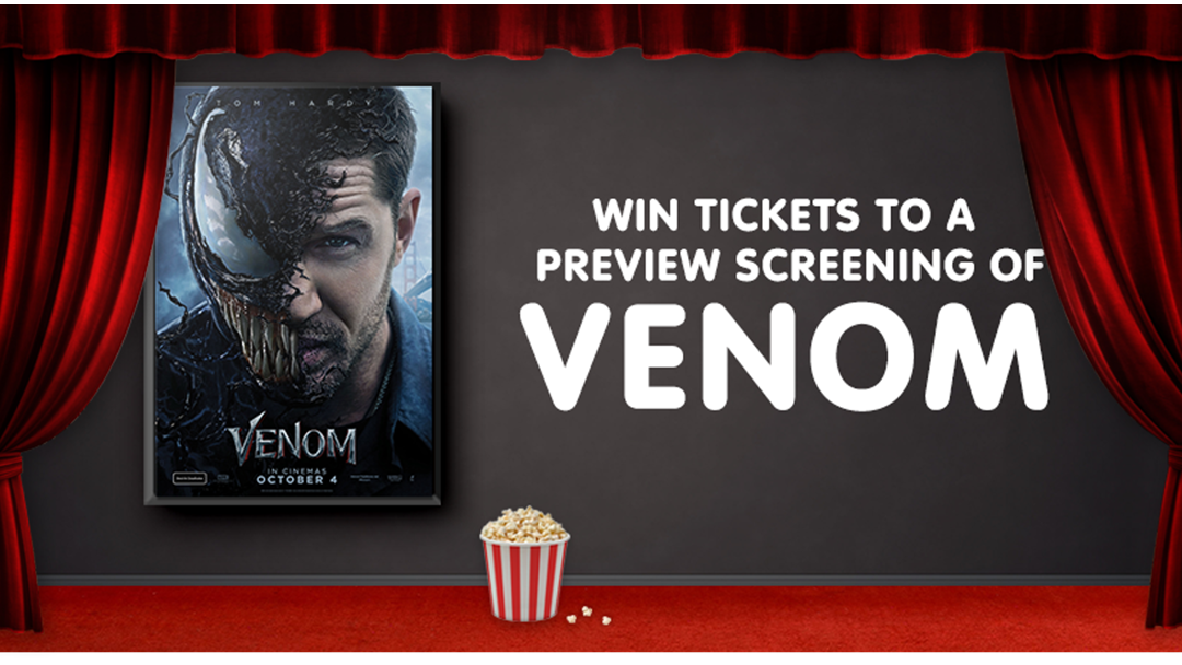 Sea FM's Venom Preview Screening