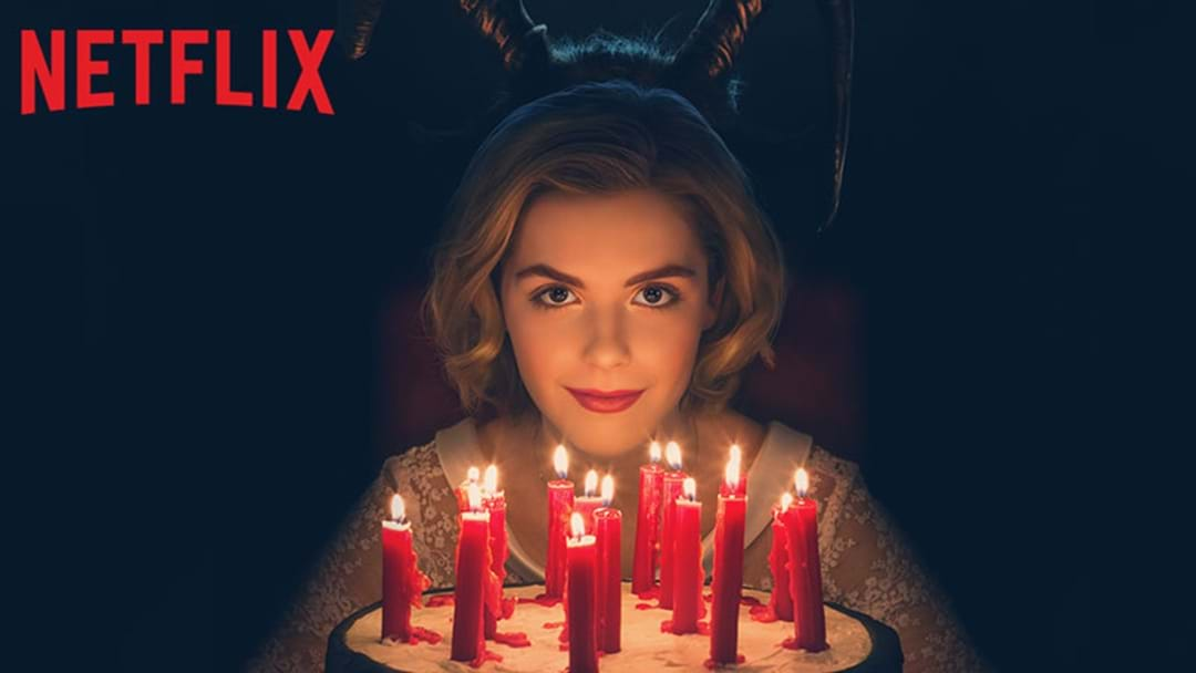 The FIRST Trailer For 'The Chilling Adventures Of Sabrina' Is Finally Here