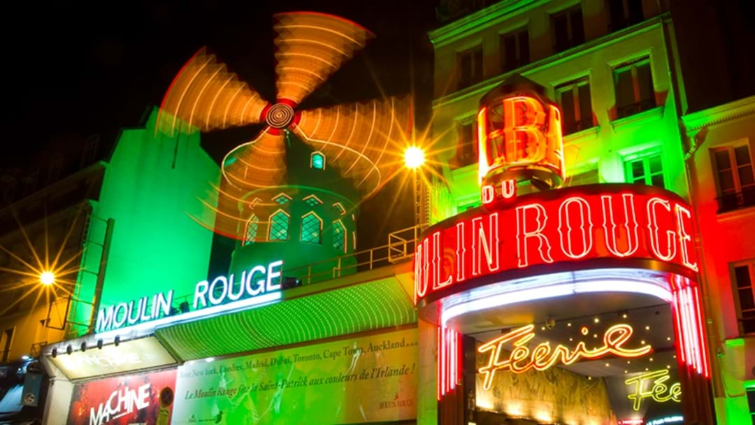 The Moulin Rouge Is Coming To Life In Sydney!