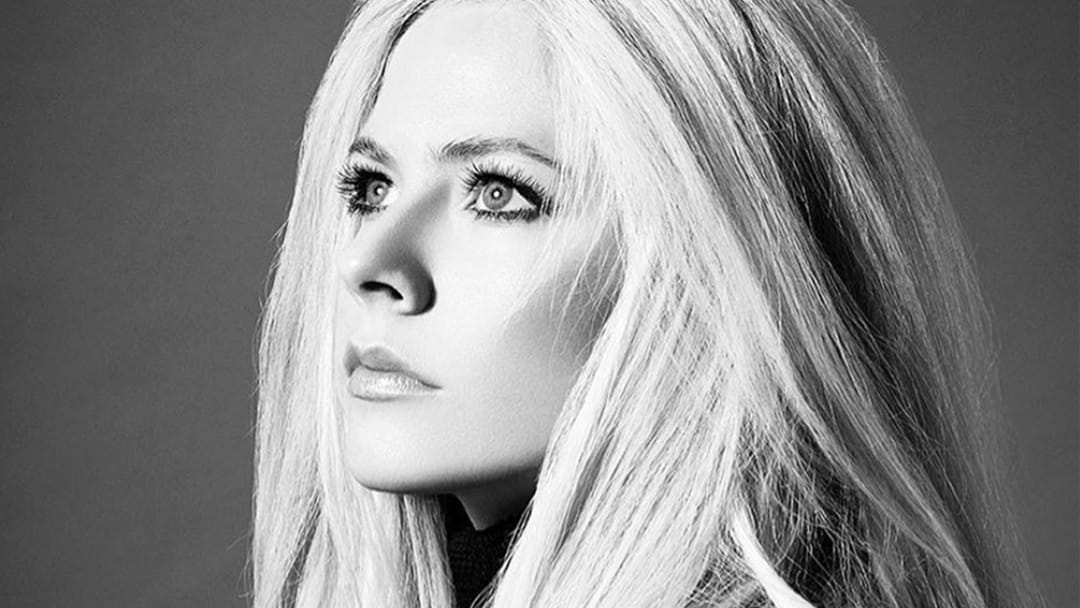 Here's Your First Listen Of Avril Lavigne's Comeback Single