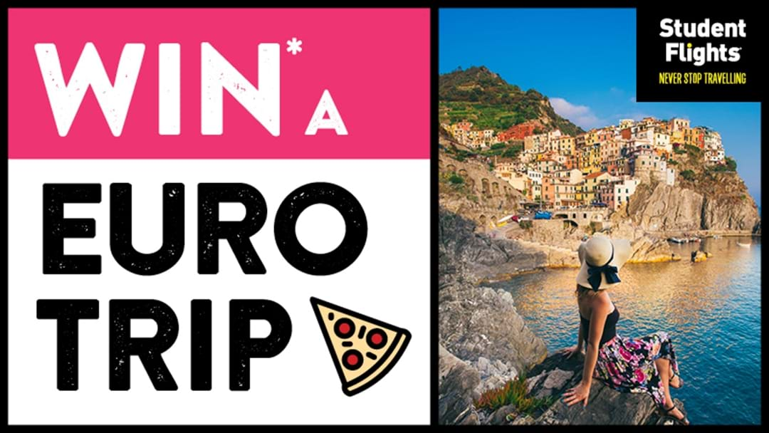 Win a Euro Trip for two with Student Flights!