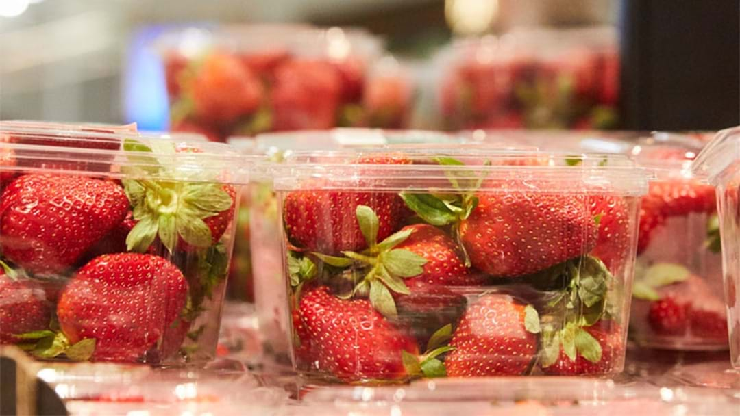"""WA Strawberry Producers """"Devastated"""" After Needle Find"""