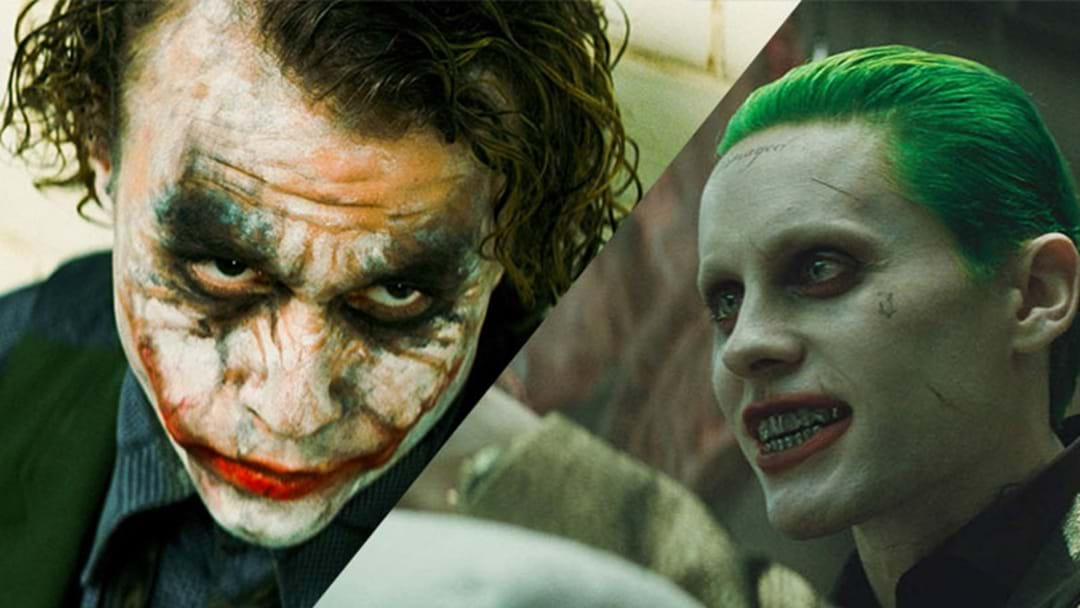 The First Look At The New Joker Isn't What We Expected At All!