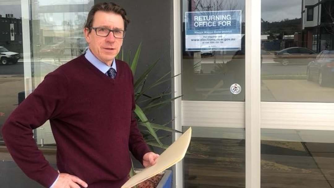 MP-Elect Joe McGirr keen to hit the ground running