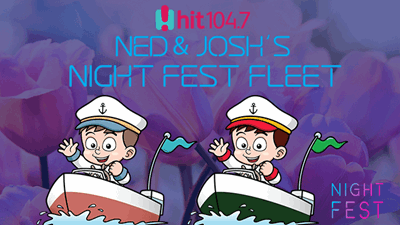 Ned & Josh's Night Fest Fleet