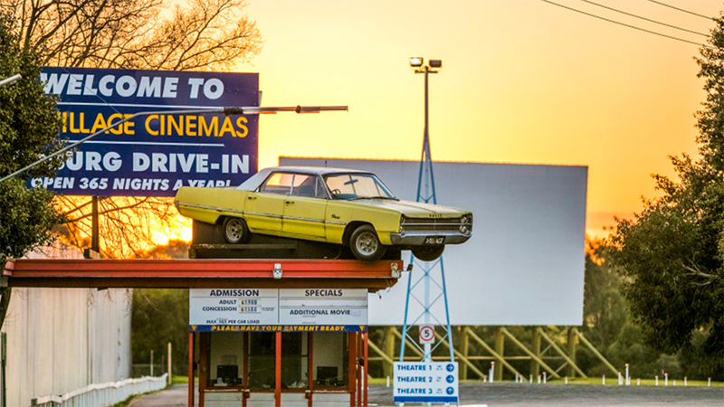 Article heading image for Coburg Drive-In Could Be Closing Its Doors After The Property Goes On Sale
