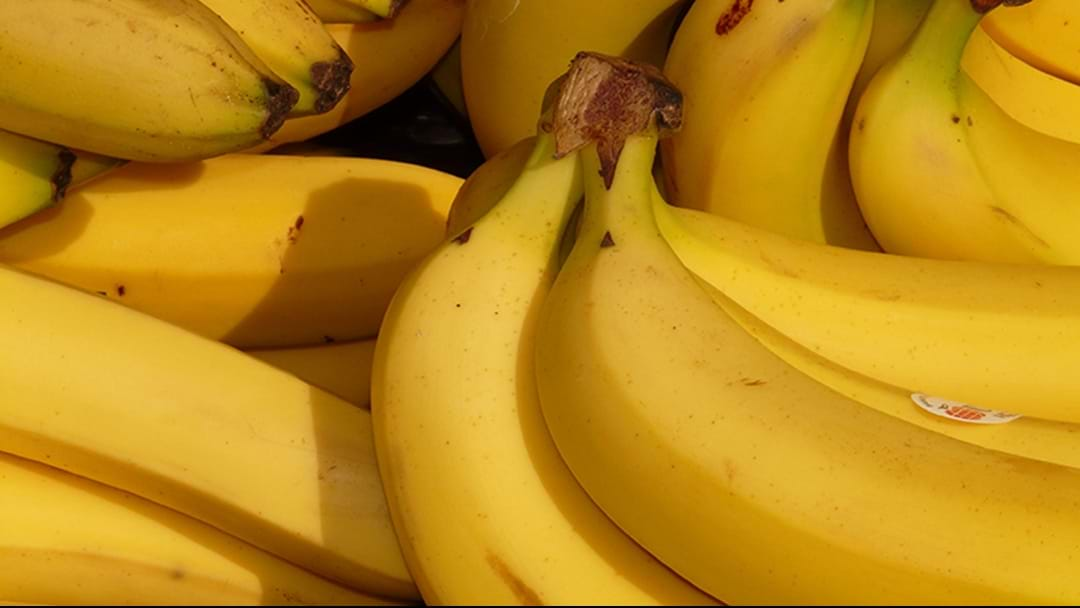 Woman Caught Putting Needle Into Banana In Kids Free Fruit Section