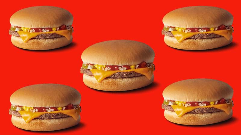 Article heading image for Macca's Is Celebrating National Cheeseburger Day By Giving Away 200,000 Free Burgers!