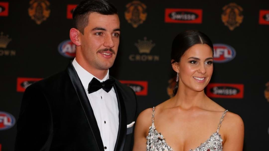 Crows Captain Announces Baby News In Cute Insta Post