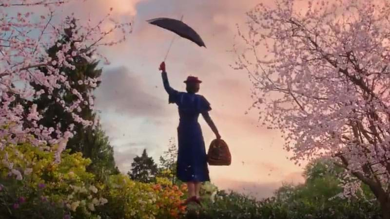 Article heading image for The Trailer For The NEW 'Mary Poppins' Is Here & It's Pure Magic